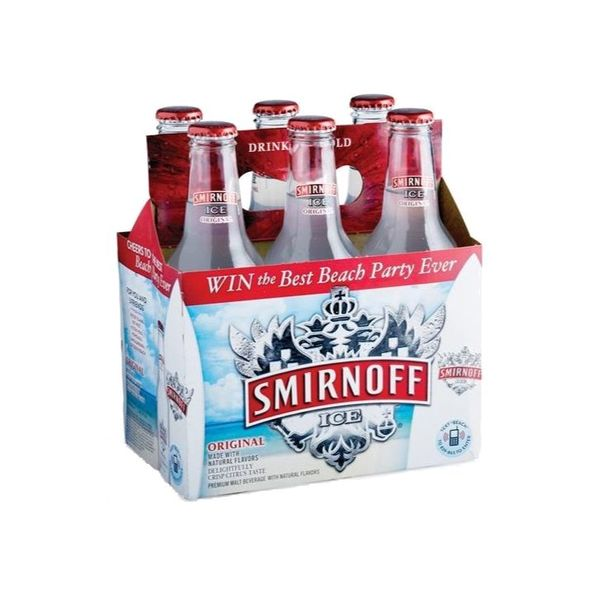 Smirnoff Ice Smirnoff Ice Original (6pkb/12oz)