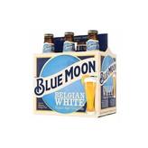 Bluemoon Blue Moon Belgian White Ale (6pk/12oz)