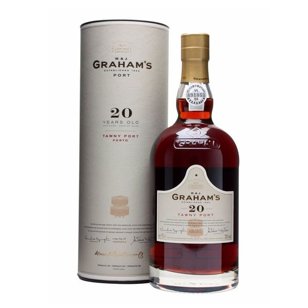 Graham's More than 40 Year Old Twany Porto (750ML)