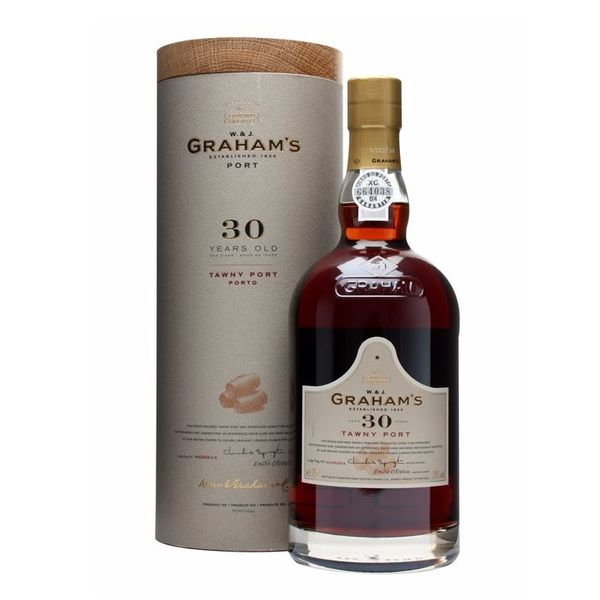 Graham's Aged 30 Years Tawny Porto (750ML)