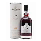 Graham's Aged 10 Years Tawny Porto (750ML)