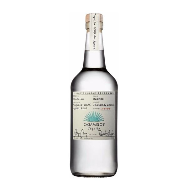 Casamigos Blanco Tequila (750ML)