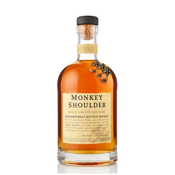 Monkey Shoulder Monkey Shoulder Batch 27 Whisky (750ML)