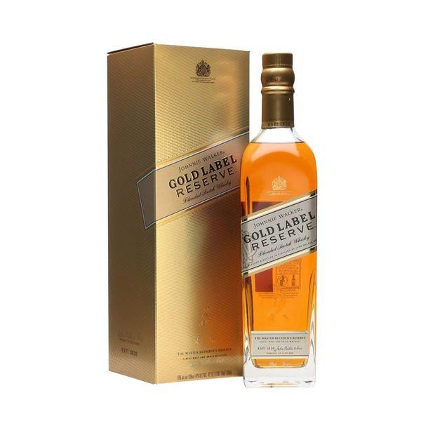 Johnnie Walker Johnnie Walker Gold Label Reserve (750ml)