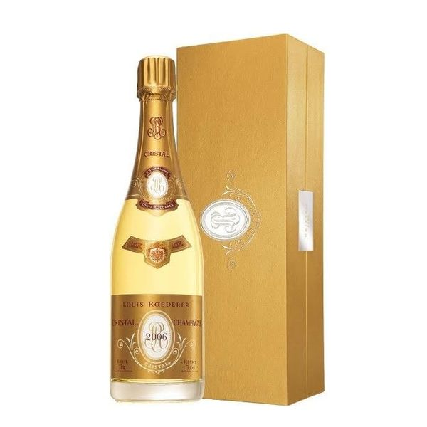 Cristal Louis Roederer Champagne Cristal (750ml)