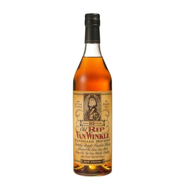 Old Rip Van Winkle Handmade Bourbon Whiskey 10 year old (750ML)