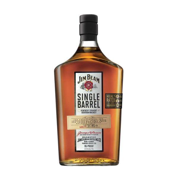 Jim Beam Jim Beam Single Barrel (750ML)