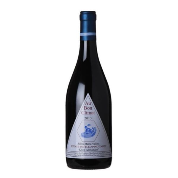Au Bon Climat 2013 Santa Maria Valley Estate Bottled Pinot Noir Knox Alexander (750ML)