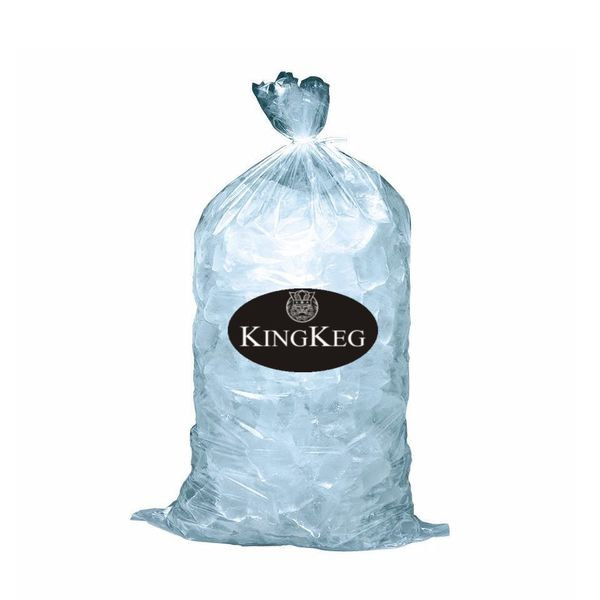 KingKeg Ice Bag (100lb)
