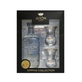 Avion Avion Tequila Silver Sipping Collection Gift Set