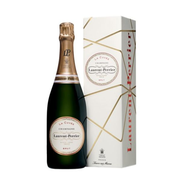 Laurent-Perrier Laurent-Perrier Champagne Brut La Cuvee (750ML)