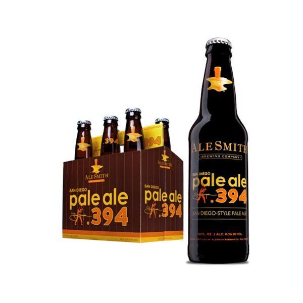 AleSmith San Diego Pale Ale .394 (12OZ/6PK BOTTLES)