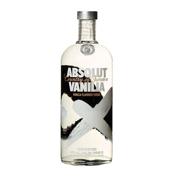 Absolut Absolut Vanilla (750ML)