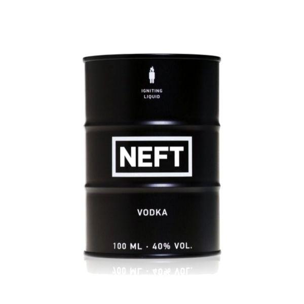 Neft Vodka Barrel (100ml)