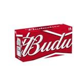 Anheuser-Busch Budweiser (18PK CANS)