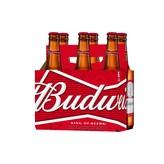 Anheuser-Busch Budweiser (6PK BOTTLES)