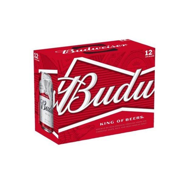 Anheuser-Busch Budweiser (12PK CAN)