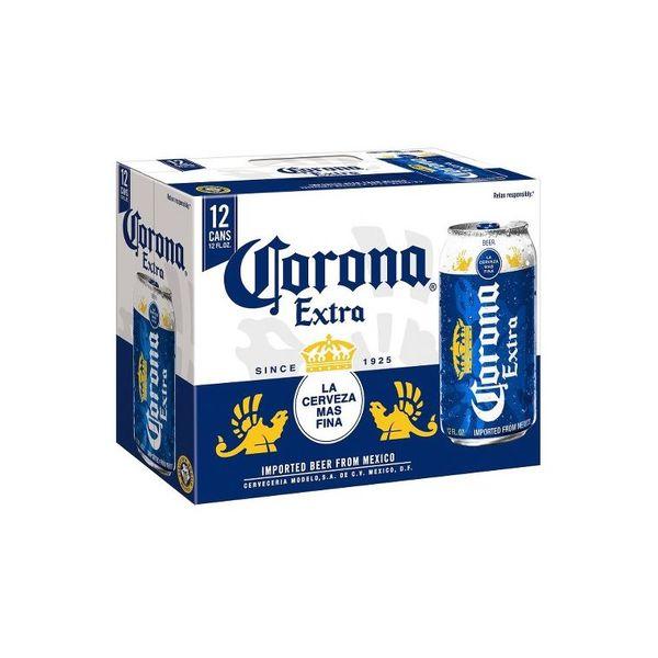 Corona Corona Extra (12pkc/12oz)