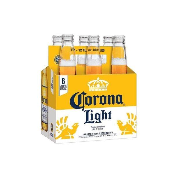 Corona Corona Light (6pkb/12oz)