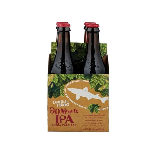 Dogfish Head Dogfish Head 90 Minute Imperial IPA (6pkb/12oz)