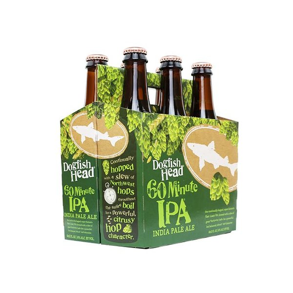 Dogfish Head Dogfish Head 60 Minute IPA (6PK/12OZ BTL)