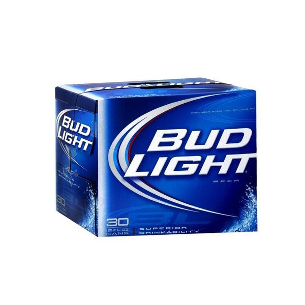 Anheuser-Busch Bud Light (30PK cans)