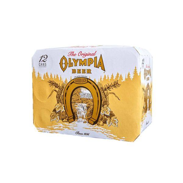Olympia Beer (12PK)
