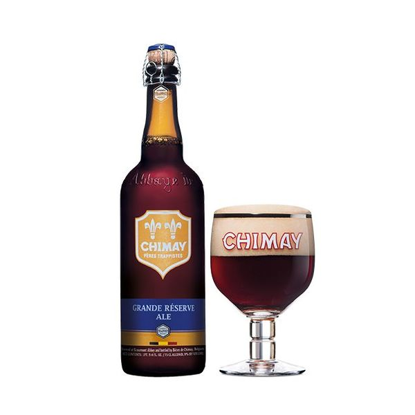Chimay Chimay E Grand Reserve Ale Blue (750ML)