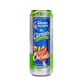 Anheuser-Busch Bud Light & Clamato Extra Lime Chelada (25OZ)