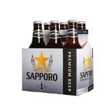 Sapporo Sapporo (12OZ/6PK)