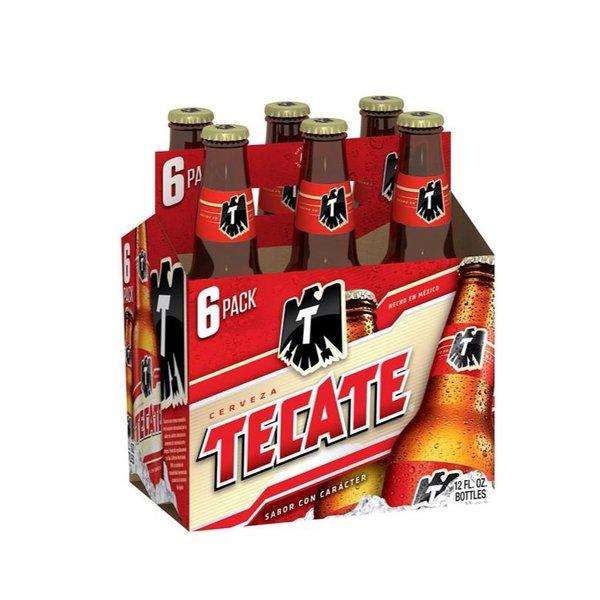 Tecate Tecate (12OZ/6PK BTL)
