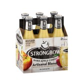 Strongbow Gold Apple Hard Cider (6PK/11.2OZ)