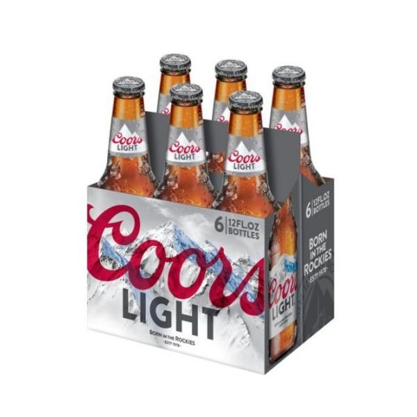 Coors Coors Light (12OZ/6PK BTL)
