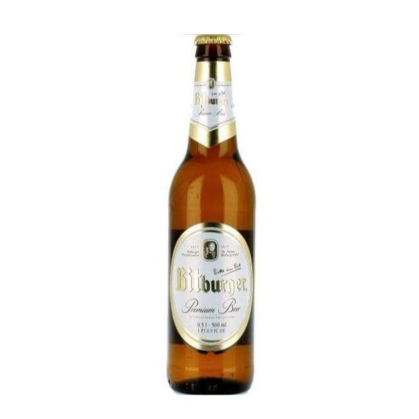 Bitburger Bitburger Premium Beer (500ML)