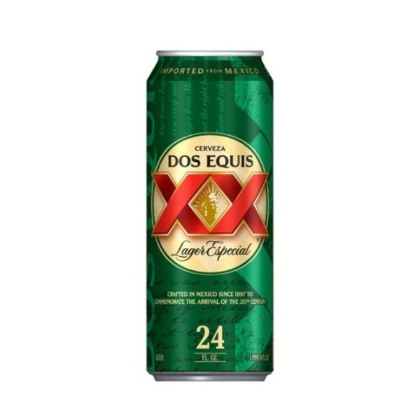 Dos Equis Dos Equis Lager Especial Bottle (24oz)