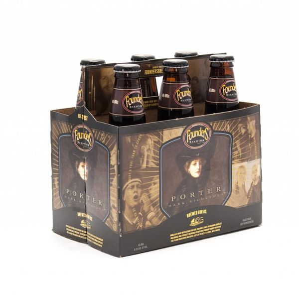 Founders Brewing Founders Porter Dark Rich Sexy (6PK)