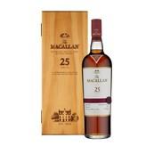 The Macallan The Macallan Highland Single Malt 25 Year Scotch Whiskey (750ML)