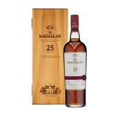 The Macallan The Macallan Highland Single Malt Scotch Whisky 25 Years Old (750ml)