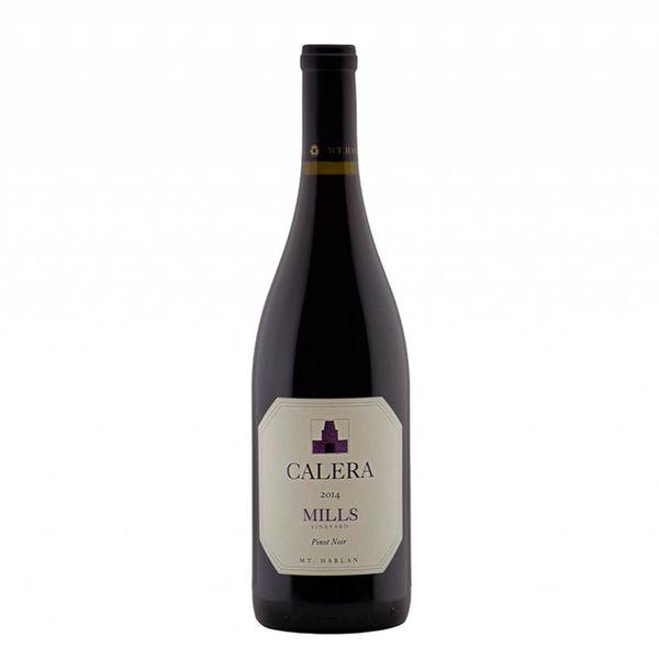 Calera 2014 Mills Vineyard Pinot Noir Mt. Harlan