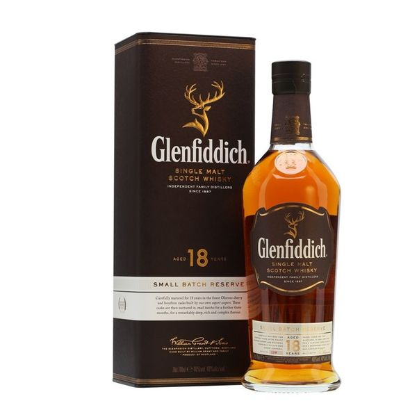 Glenfiddich Glenfiddich 18 Years Small Batch Reserve (750ml)
