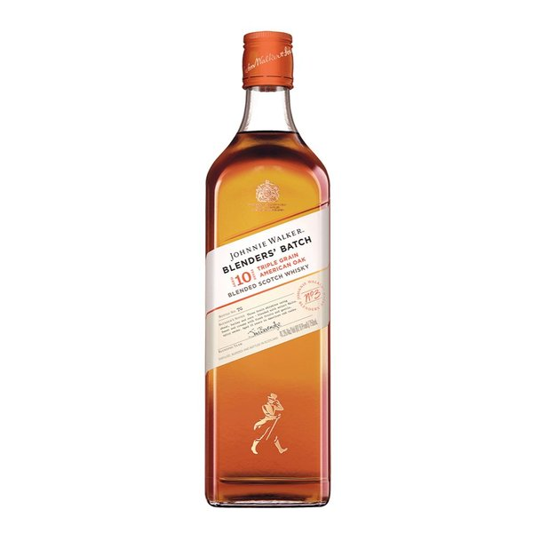 Johnnie Walker Johnnie Walker Blender's Batch 10 Years (750ML)