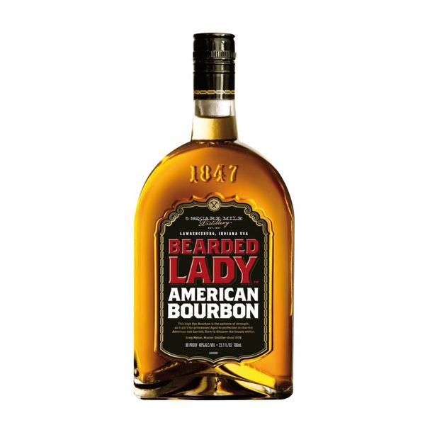 Bearded Bearded Lady Bourbon Whiskey (750ml)