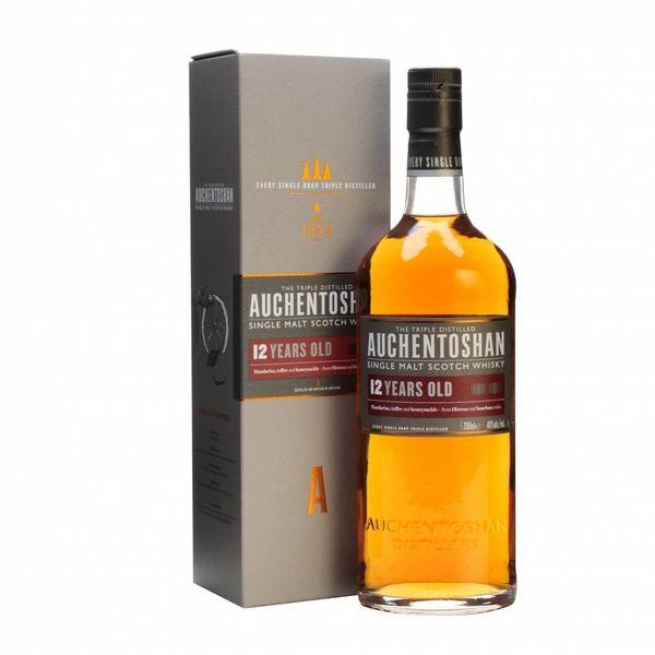 Auchentoshan Auchentoshan 12 Years Old Single Malt Scotch Whisky (750ml)
