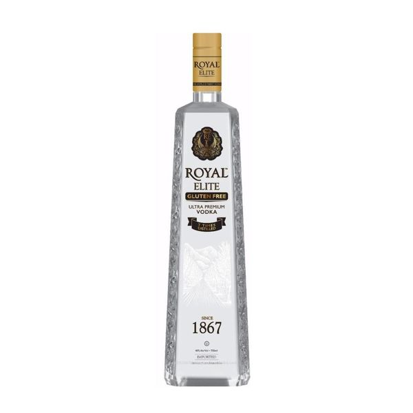 Royal Elite Royal Elite Gluten Free Ultra Premium (750ML)