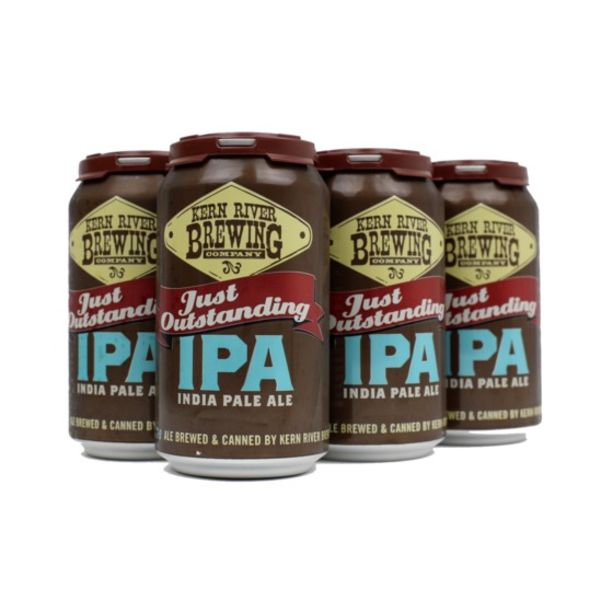 Kern River Brewing Kern River Brewing Just Outstanding IPA (12OZ/6PK CANS)