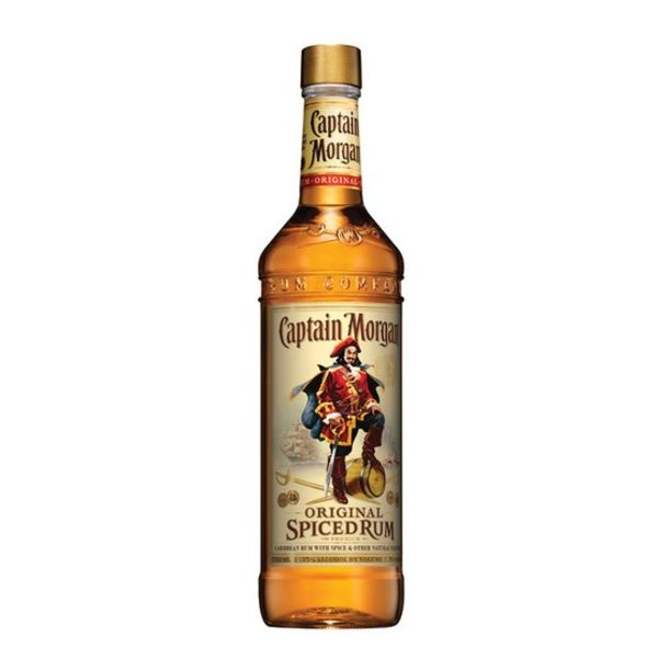 Captain Morgan Captain Morgan Original Spiced Rum