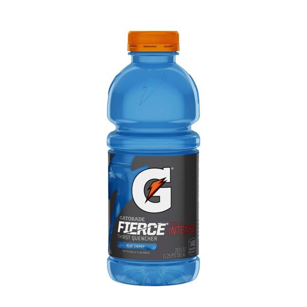 Gatorade Gatorade Fierce Blue Cherry (20OZ)