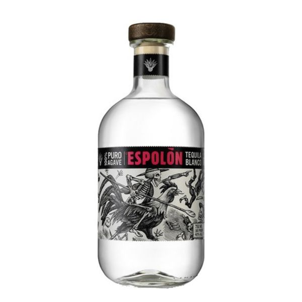 Espolon Espolon Tequila Blanco (750ML)