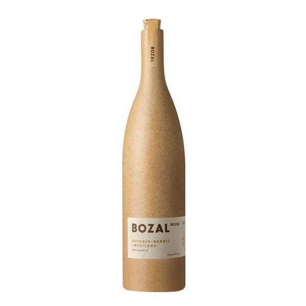 "Bozal Bozal Mezcal ""Espandin -Barril-Mexicano"" Ensamble (750ml)"