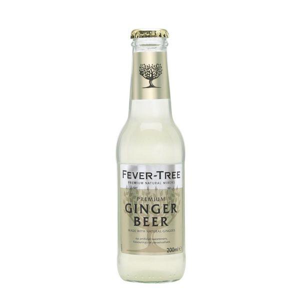 Bundaberg Fever-Tree Ginger Beer (200ML)